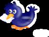 Twitterbird Clip Art