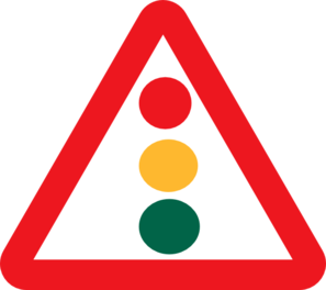 Traffic Signal  Clip Art