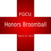Red Cross Broomball Clip Art