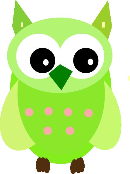 green owl clip art at clker com vector clip art online royalty rh clker com Vintage Owl Clip Art Purple Owl Clip Art