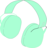Headphone Clip Art