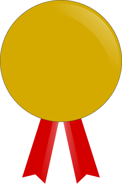 free clipart gold medals - photo #10