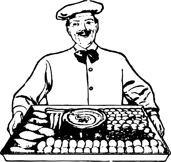 Chef Clip Art Vector Online Royalty Free Public Domain