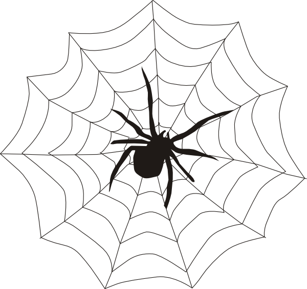 clipart spider - photo #19