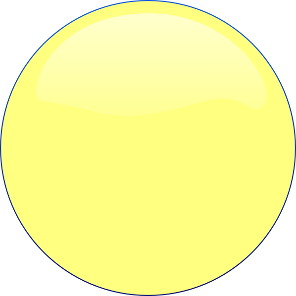 Icon_yellow_light Sap Yellow Circle Clip Art Icon