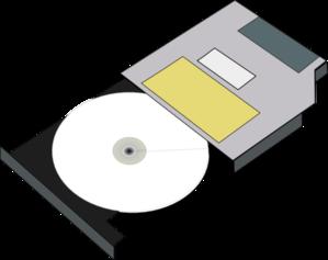 Cd Rom Drive Clip Art at Clker.com - vector clip art ...