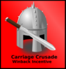Carriage Crusade - Helmet V2 Clip Art