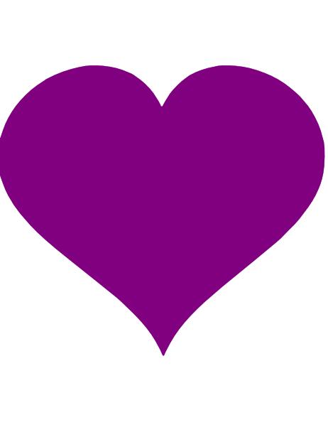 purple heart clip art at clker com vector clip art online royalty rh clker com purple heart clipart free purple heart medal clipart
