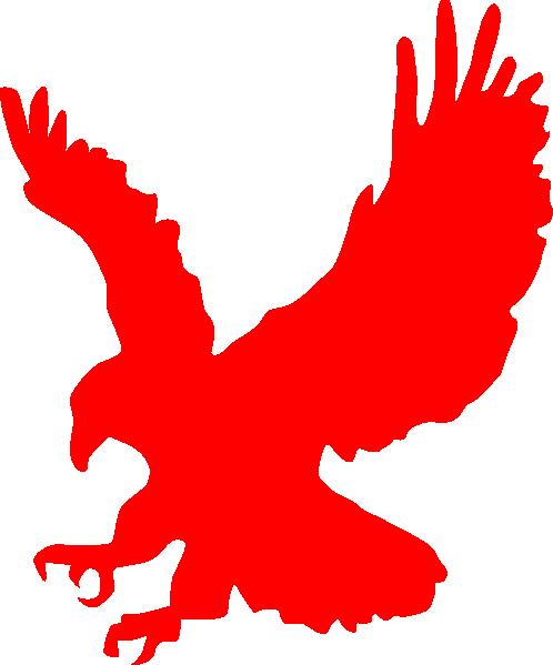 Blue Eagle Clip Art At Clkercom Vector Clip Art Online Royalty