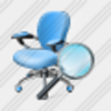 Icon Office Chair Search Image