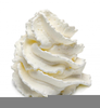 Can Whipped Cream Clipart Image