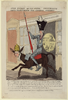 The Knight Of The Woeful Countenance Going To Extirpate The National Assembly Image
