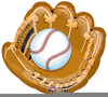 Baseball Glove Clipart Free Image