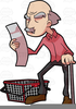Grocery List Clipart Image