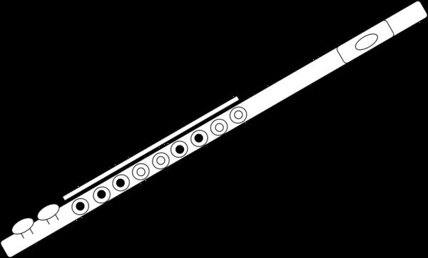 Flute | Free Images at Clker.com - vector clip art online ...