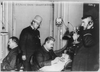 [new York City Police Dept. Activities: Information Bureau At Hq--4 Men At Work] Image