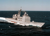 Cg 56 At Sea Image