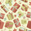 Free Christmas Gift Box Clipart Image