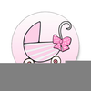 Welcome New Baby Clipart Image