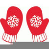 Clipart Of Mittens Image
