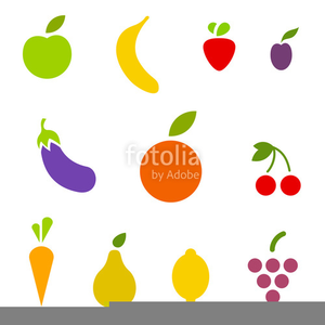 Clipart Pictures Of Fruit And Vegetables Image