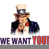 Uncle Sam Vote Clipart Image