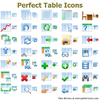 Perfect Table Icons Image