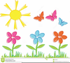 Colourful Butterfly Clipart Pictures Image