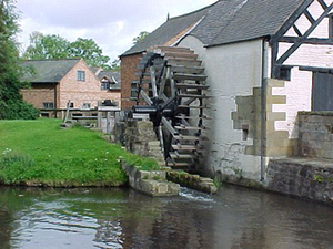 Rossett Water Wheel Image