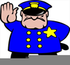 Police Dispatcher Clipart Image