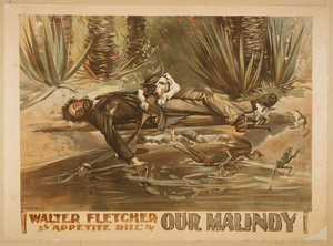 Walter Fletcher As  Appetite Bill  In Our Malindy Image