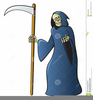 Grim Reaper Clipart Pictures Image