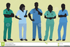 Free Clipart Of Nurses And Doctors Image