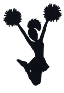 Cheerleader Clip Art