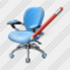 Icon Office Chair Edit Image