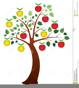 Clipart Apple Tree Free Images At Clker Com Vector Clip Art Online Royalty Free Public Domain