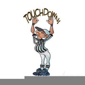 touchdown clipart free images at clker com vector clip art rh clker com touchdown clipart free football touchdown clipart