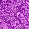 Funky Purple Pucci Seamless Repeat Pattern Vector Image