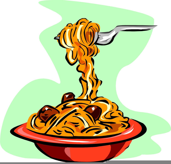 Spaghetti And Meatballs Clipart | Free Images at Clker.com ...