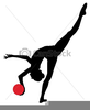 Clipart For Gymnastics Image