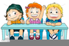 Kids In Classroom Clipart Image