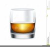 Scotch Whiskey Clipart Image