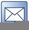Free Email Symbol Clipart Image