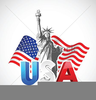 American Flag Clipart Background Free Image