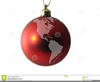 Clipart Christmas Tree Ball Image