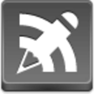 Blog Writing Icon Image