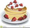Clipart Stack Of Pancakes Image