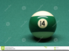 Free Clipart Pool Balls Image
