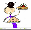 Chinese Buffet Clipart Image