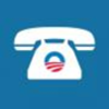 Obama Phone Bank Icon Image